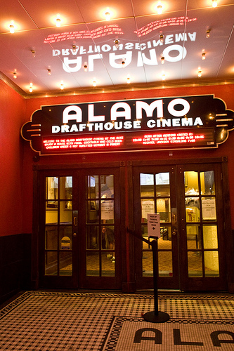 Alamo Drafthouse Ritz (photo via Alamo Drafthouse)